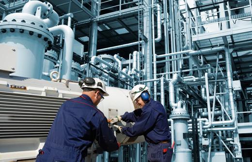 Украина увеличила запасы в газохранилищах на 15%