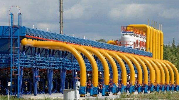 Украина увеличила запасы в газохранилищах до 17,8 млрд кубометров
