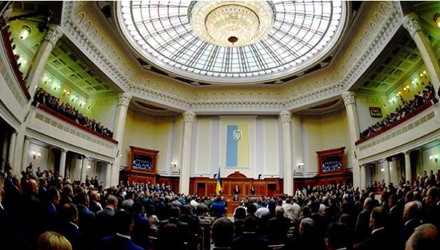 Верховная рада приняла закон с правкой Геруса, закрепившей импорт электроэнергии из России и Беларуси