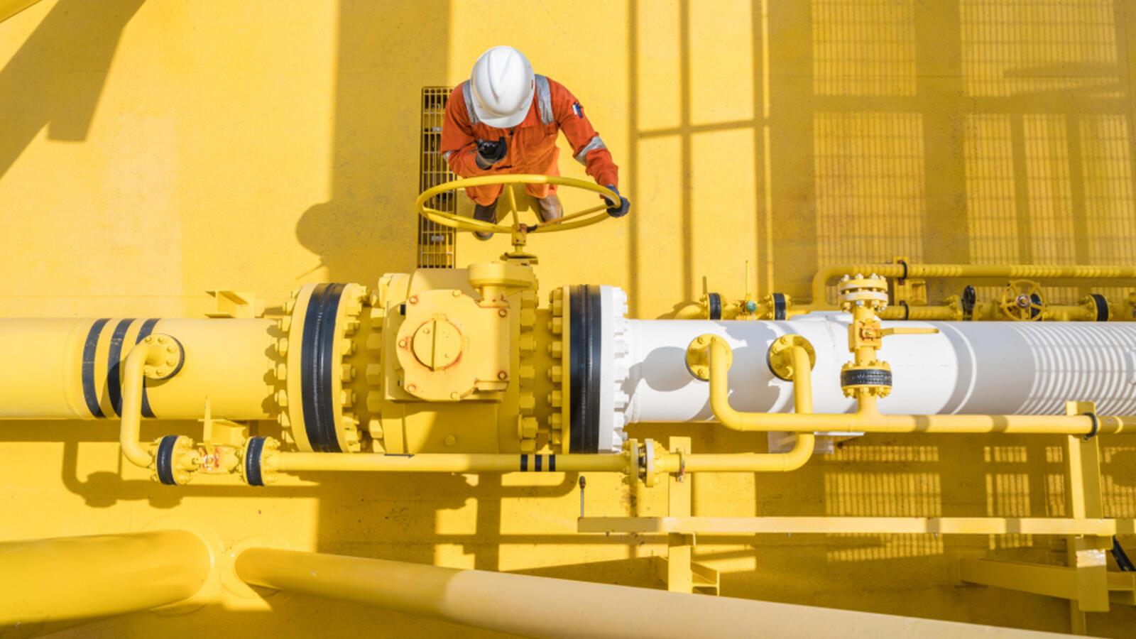 Украина с начала года увеличила импорт газа на 40%