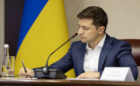 Владимир Зеленский поручил диверсифицировать поставки газа и угля до 30% из одного источника
