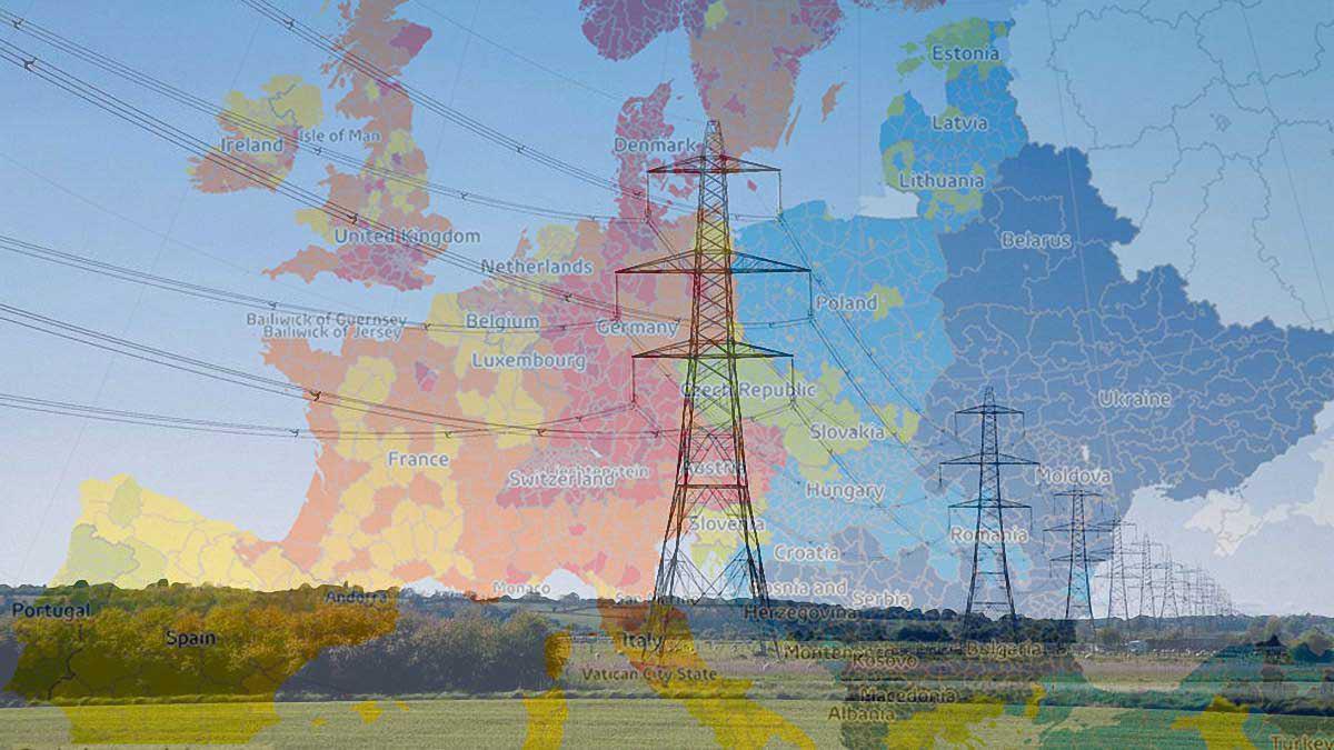 Українська енергосистема стане частиною європейської через 3 роки